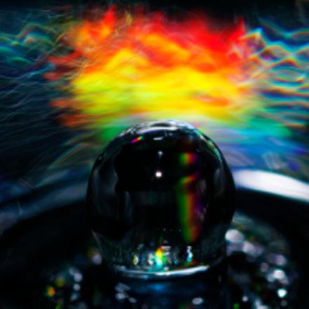 Black Fire Water, Canon EOS REBEL T7I, Canon EF 100mm f/2.8L Macro IS USM