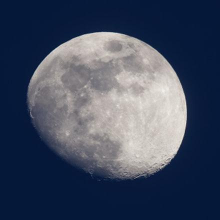 Moon 2018-05-25, Canon EOS REBEL T7I