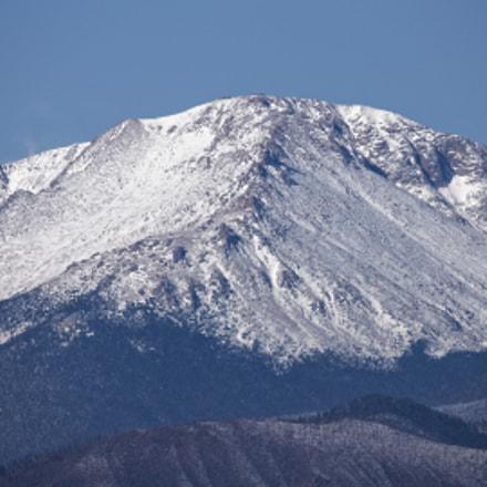 Pike's Peak, Canon EOS 6D MARK II