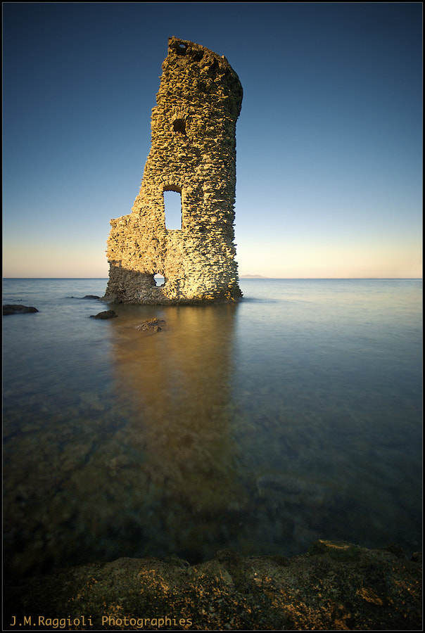 Photograph The Lost Tower by Jean-Michel Raggioli on 500px