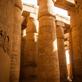 Egyptian Temple by Mohamed Hegazi (hegazich)) on 500px.com