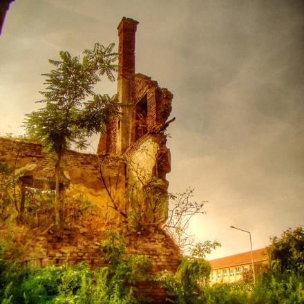 ruins, Sony DSC-H50