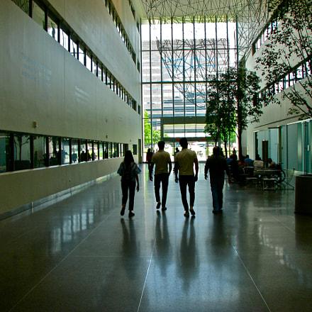 The Halls of Medicine, Canon POWERSHOT S3 IS