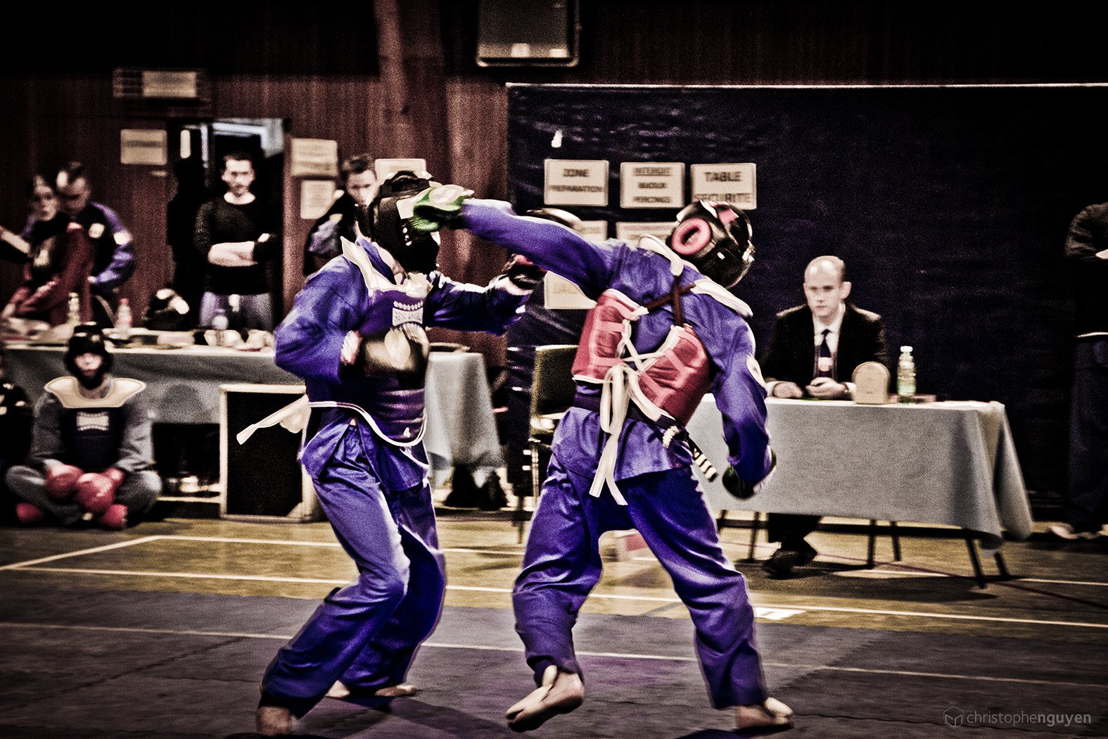 Photograph Vovinam Viet Vo Dao Belgian Championship by Christophe Nguyen on 500px