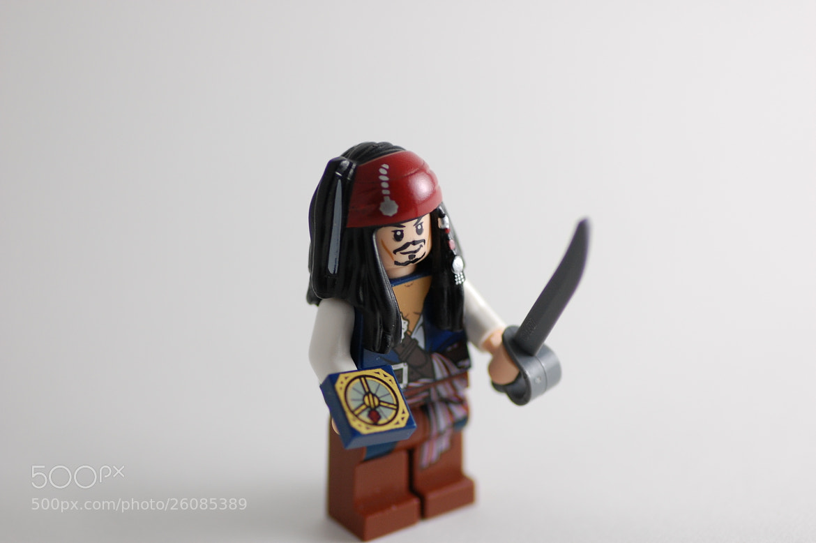Photograph Captain Jack Sparrow by Phillip Anderson on 500px
