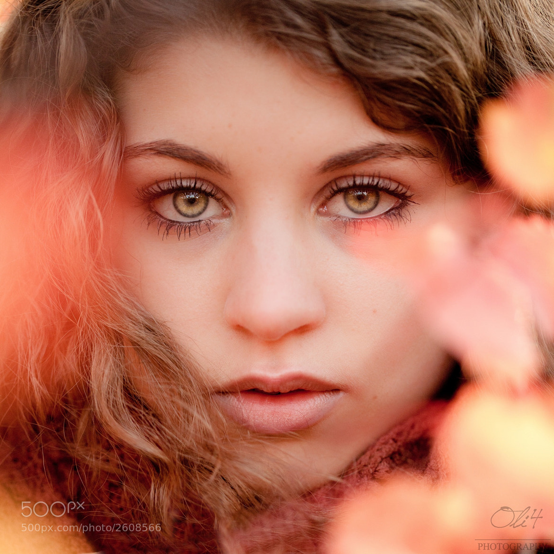 Photograph JOHANNA - Autumn's grace by Olivier Lemarchand on 500px