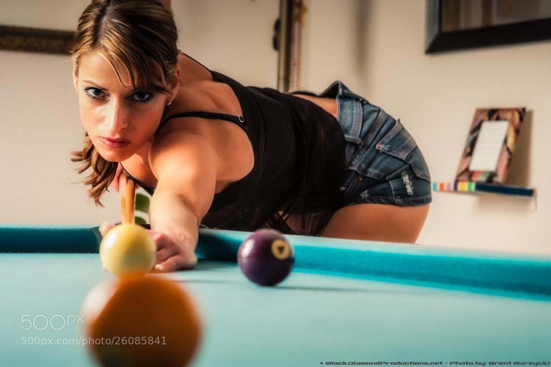 Photograph Eye on the ball... by Brent Burzycki on 500px