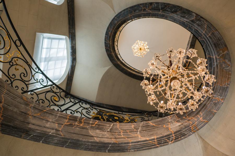 L'escalier (Stairs) de Christine Druesne sur 500px.com