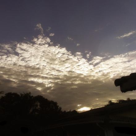 Platonic skies of my, Canon POWERSHOT SX160 IS