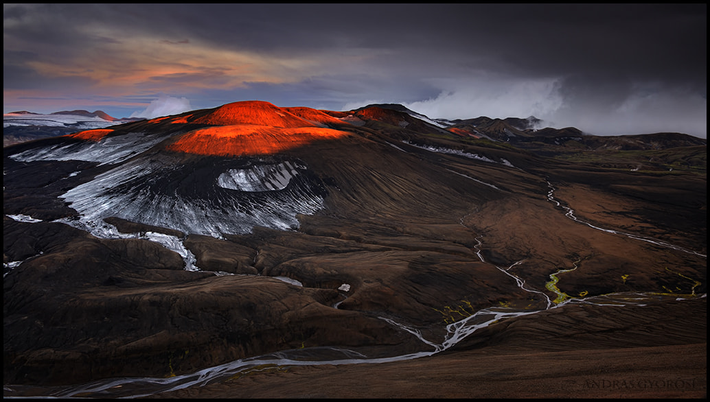 Photograph Burning hills by Andras Gyorosi on 500px