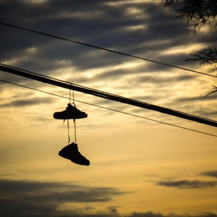 Viejos zapatos, Panasonic DMC-LZ40
