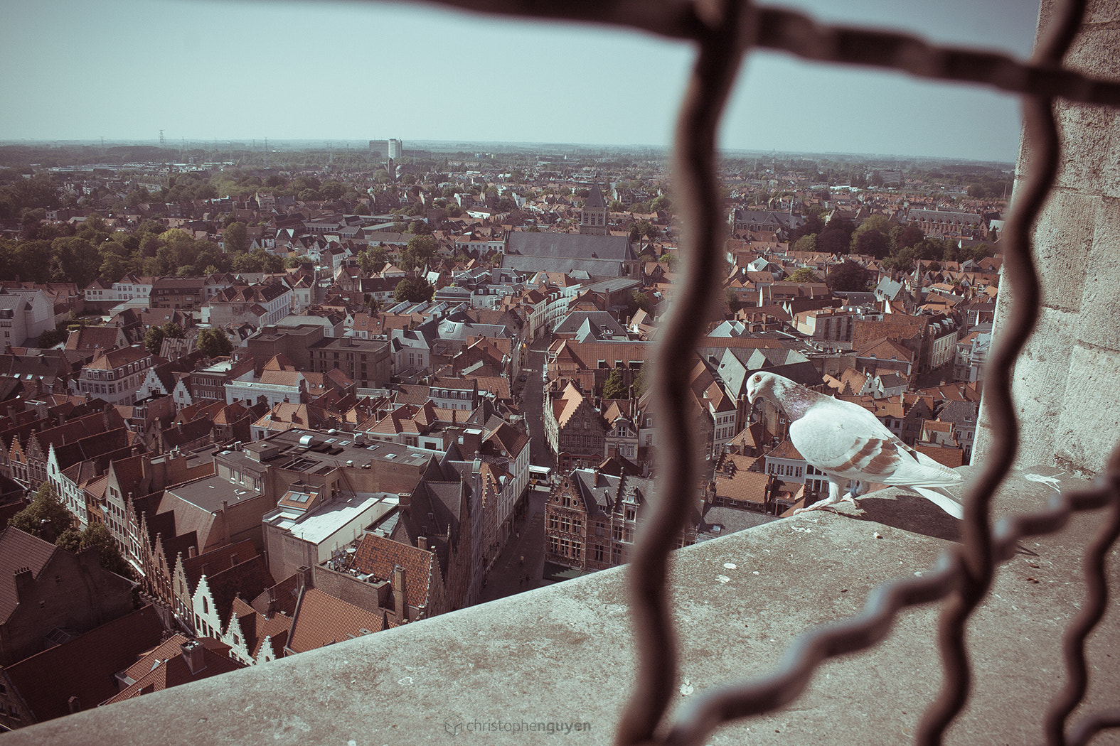 Photograph In Bruges by Christophe Nguyen on 500px