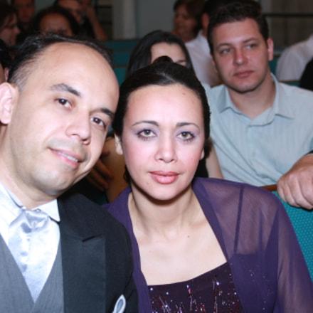 Claudio e Natalia, Canon EOS 40D, EF28-135mm f/3.5-5.6 IS USM