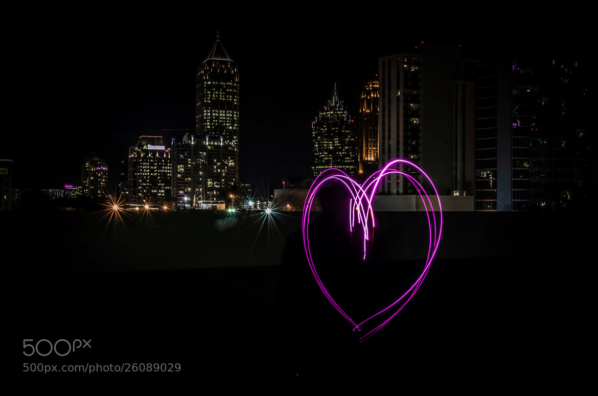 Photograph heart of the city by chris mcclanahan on 500px