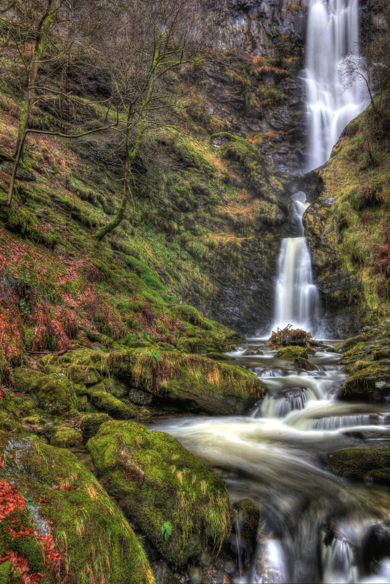 Photograph Back at the falls by Tony Jones on 500px