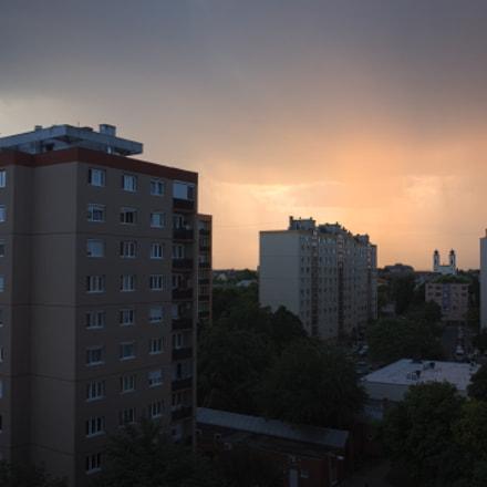 Storm city, Canon EOS 1100D, Sigma 17-70mm f/2.8-4.5 DC Macro