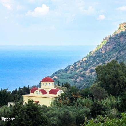 Ravdoucha Crete, Greece, Canon IXUS 220 HS