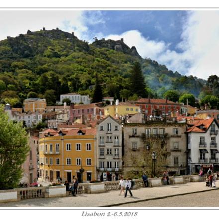 Portugal, Sintra, Canon EOS 750D