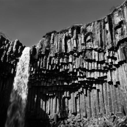 Water fall, Fujifilm X20