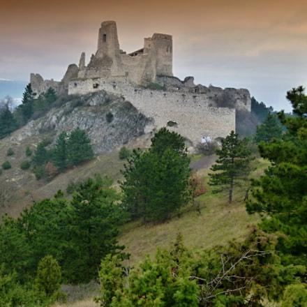 Castle Cachtice, Panasonic DMC-FZ100