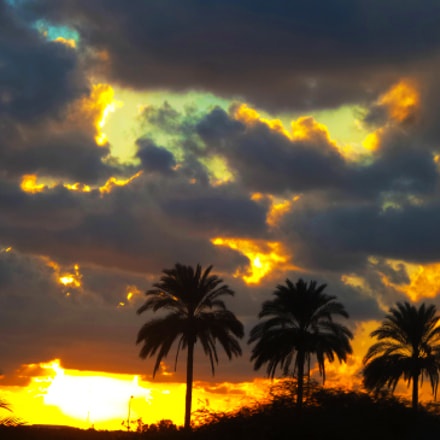 Sunset, Samsung Galaxy K Zoom
