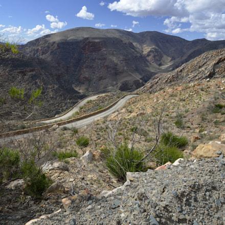 Swartberg Pass, Nikon D800, AF-S Nikkor 20mm f/1.8G ED