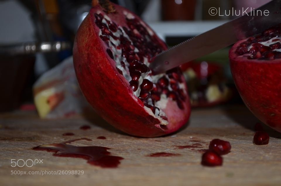 Photograph The murder of fruit by Lulu  Kline on 500px