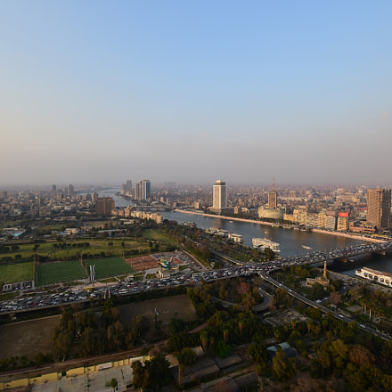 Egypt's Sprawling Capital, Nikon D7200, Sigma 10-20mm F3.5 EX DC HSM
