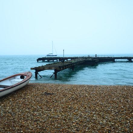 Shoreline, Yarmouth Isle of, Nikon D600, AF-S Zoom-Nikkor 24-85mm f/3.5-4.5G IF-ED
