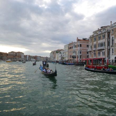 Veneza, Panasonic DMC-FT30