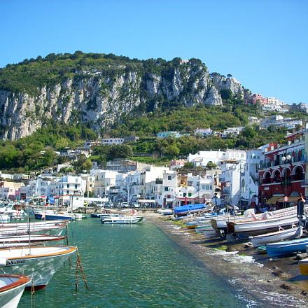 Capri, Italy, Nikon COOLPIX L11