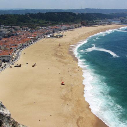 Nazaré - Portugal!!!!, Canon POWERSHOT SX230 HS