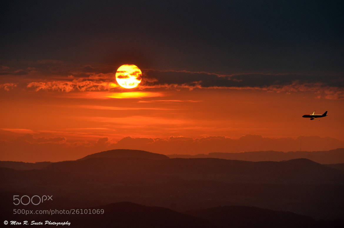 Photograph Against the Sun by Miro Susta on 500px