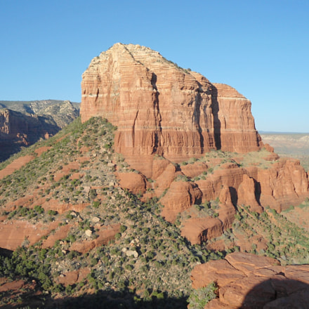 Sedona on a nice, Sony DSC-W510