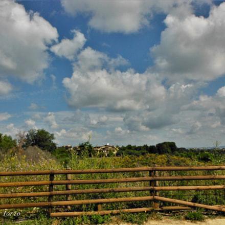 Giornata nuvolosa , Fujifilm FinePix XP150
