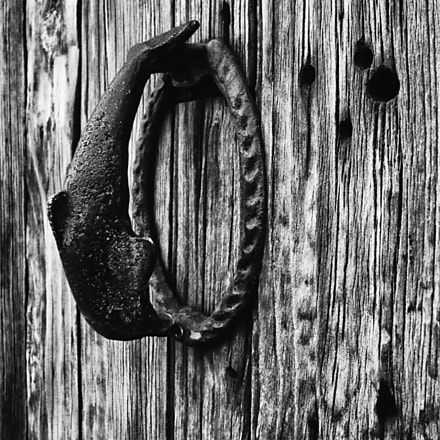 Door Knocker little out, Canon POWERSHOT A3300 IS