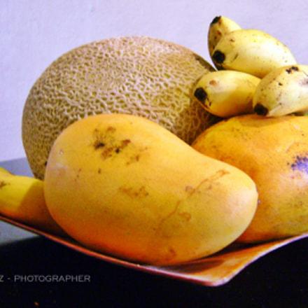 Frutas, Sony DSC-S730