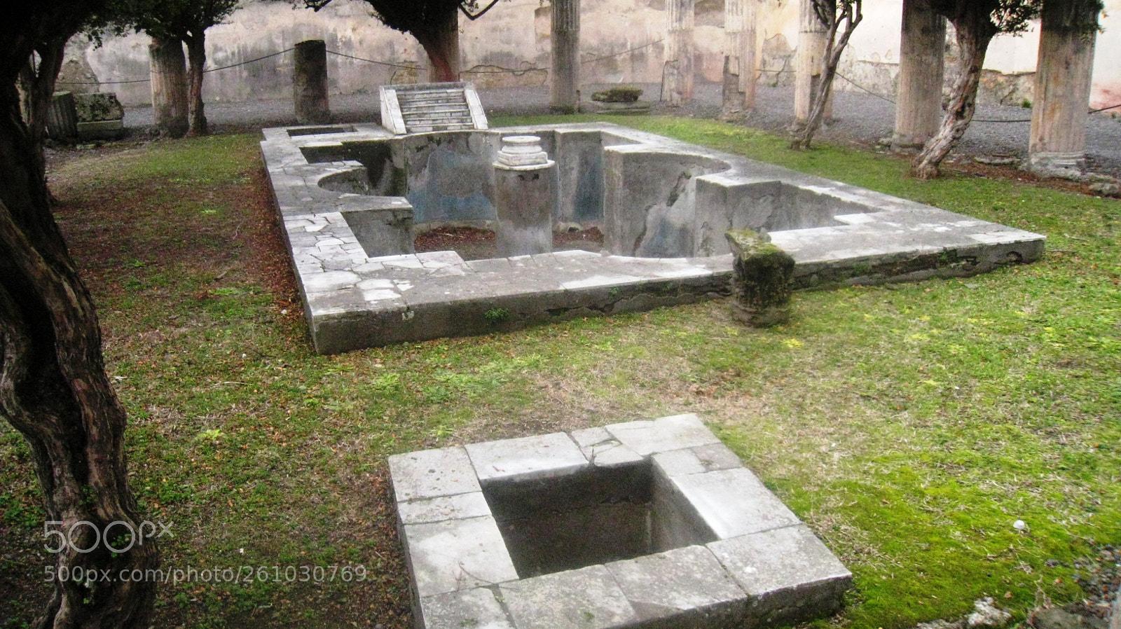 pompei, Canon DIGITAL IXUS 860 IS