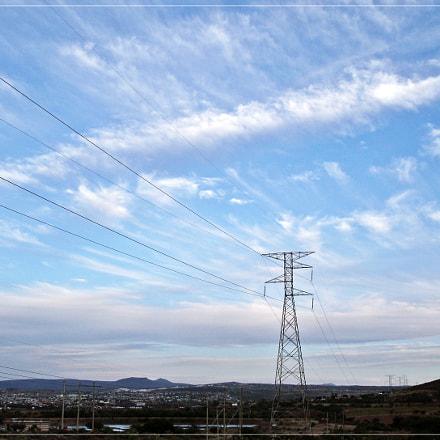 Torre eléctrica, Sony DSC-W90