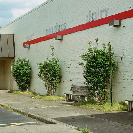 Former Save-a-Lot, Canon AE-1