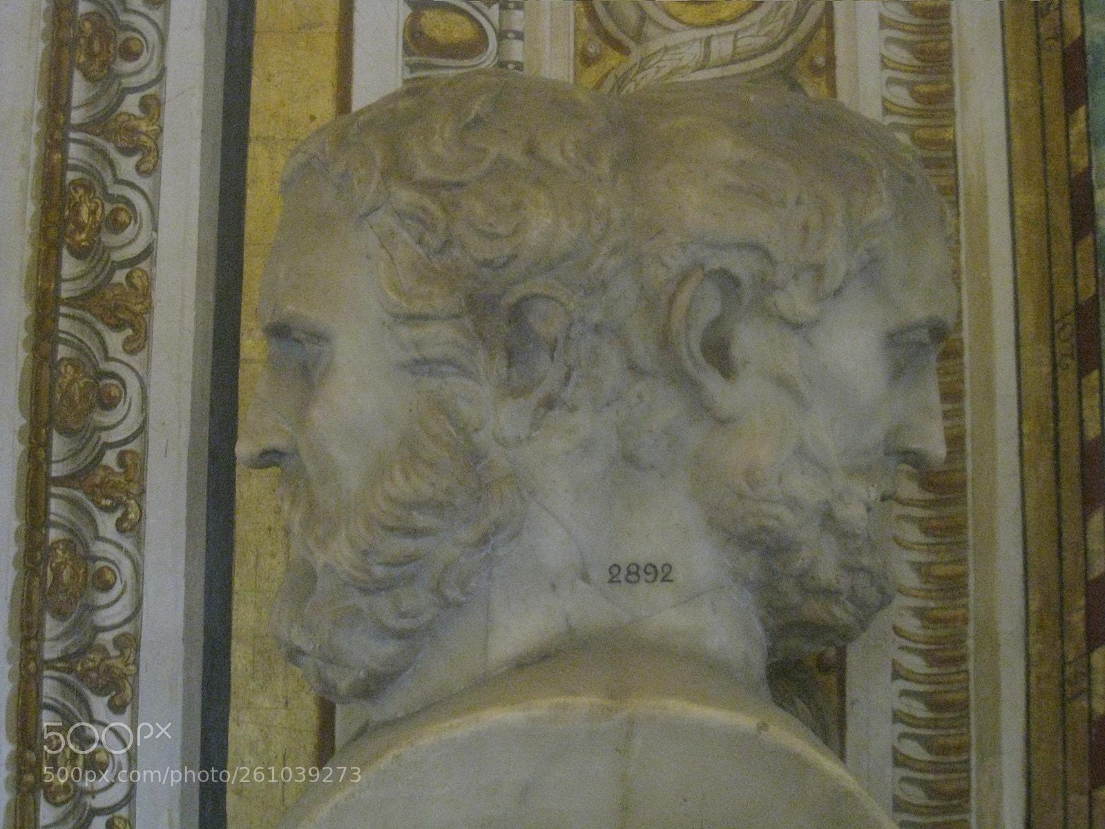 vatican museum, Canon DIGITAL IXUS 860 IS