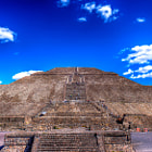 Pyramid of The Sun (Teotihuacán III)