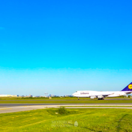 Lufthansa, Panasonic DMC-ZS20