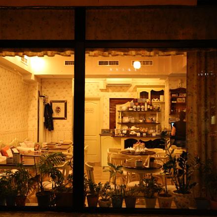 coffee shop, Canon EOS 5D MARK III, Canon EF 16-35mm f/2.8L II