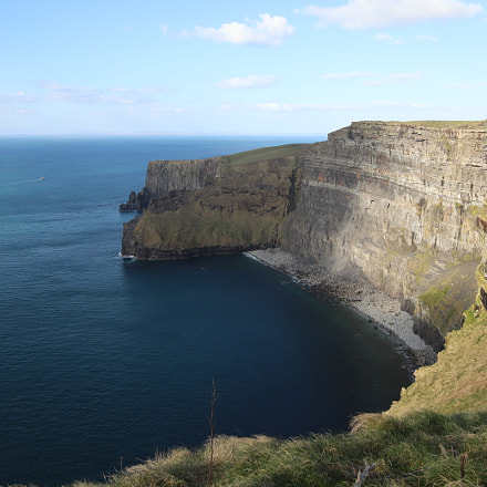 moher cliffs - ireland, Canon EOS 6D MARK II, Sigma 24mm f/1.4 DG HSM | A