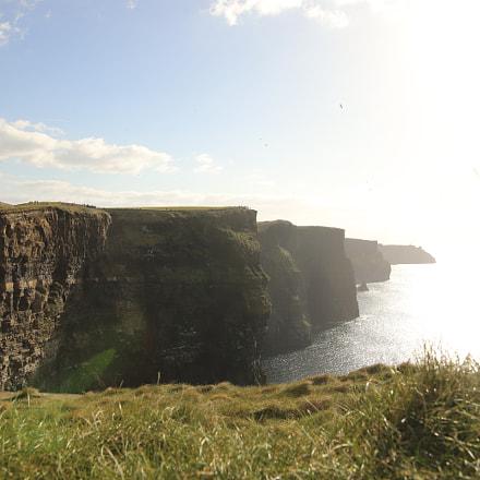 moher cliffs - ireland, Canon EOS 6D MARK II