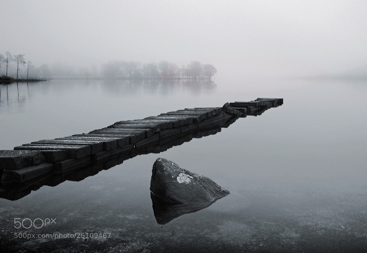 Photograph A landscape deconstructed by fog by KENNY BARKER on 500px