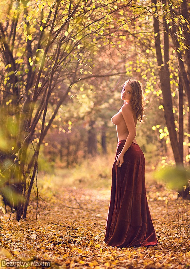 Photograph Autumn Farytale by Максим Безуглый on 500px