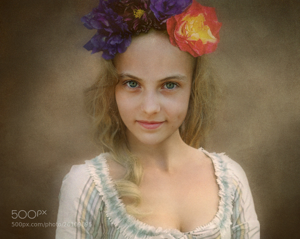Photograph Полина by Svetlana Melik-Nubarova on 500px