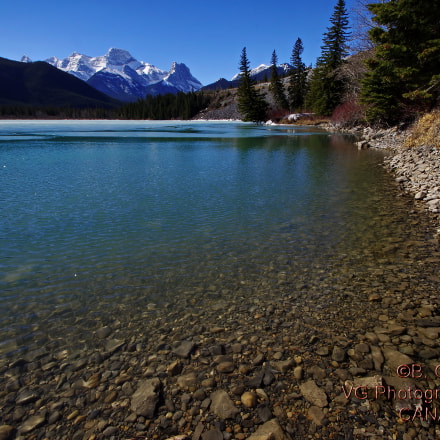 Clear Water Rocky Mountains, RICOH PENTAX K-3, Sigma AF 10-20mm F4-5.6 EX DC